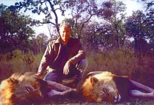 Doblete de leones...