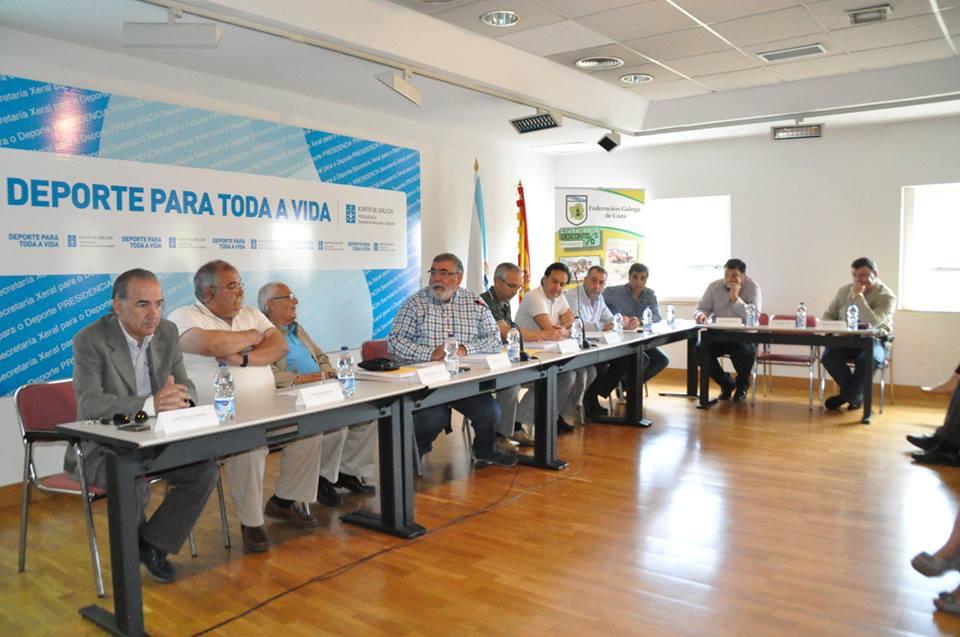 Asamblea Federación Gallega de Caza
