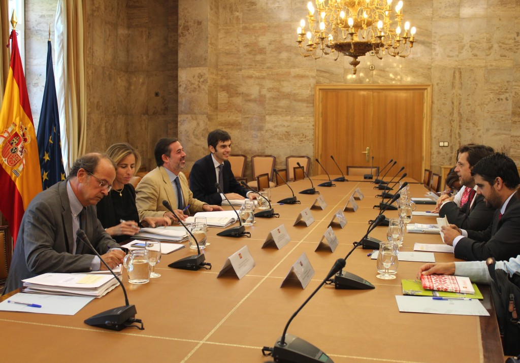 Bilateral Ramos con secr Estado Portugal lince