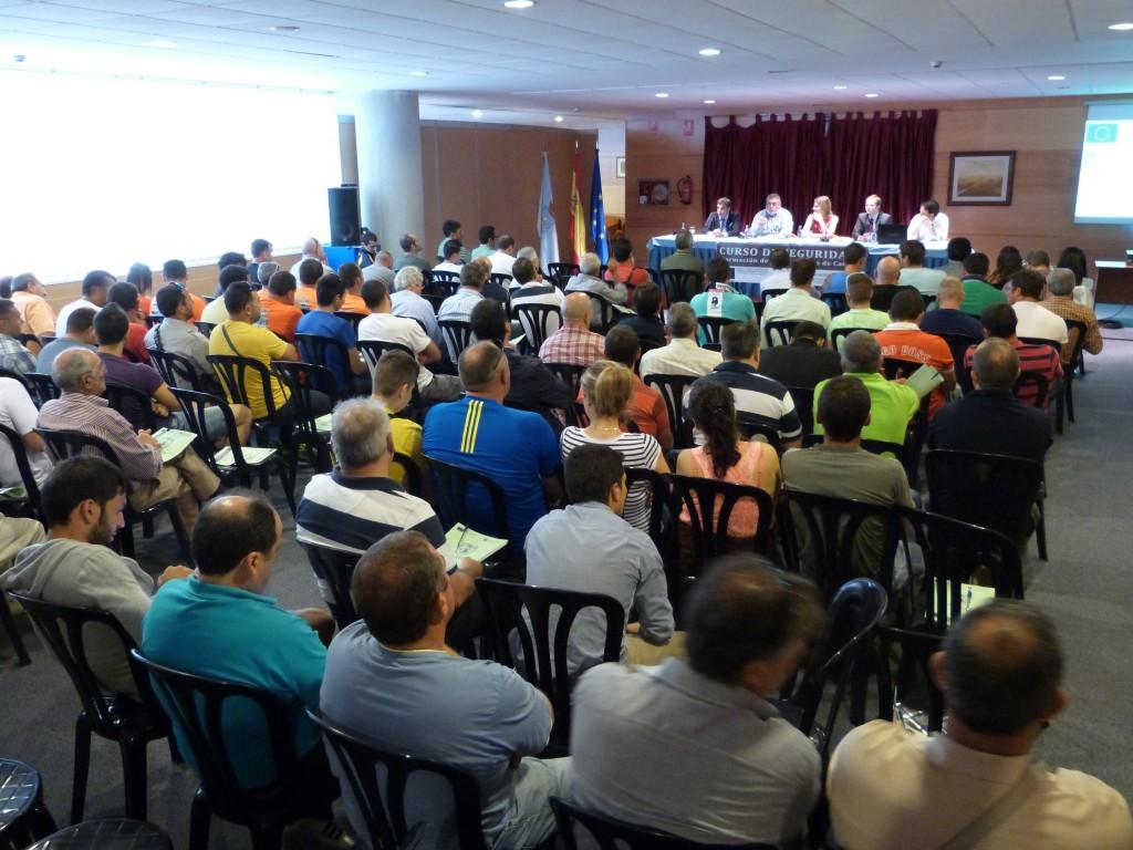 curso de la federación gallega de caza