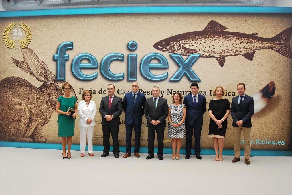 Inaugurado FECIEX (1)