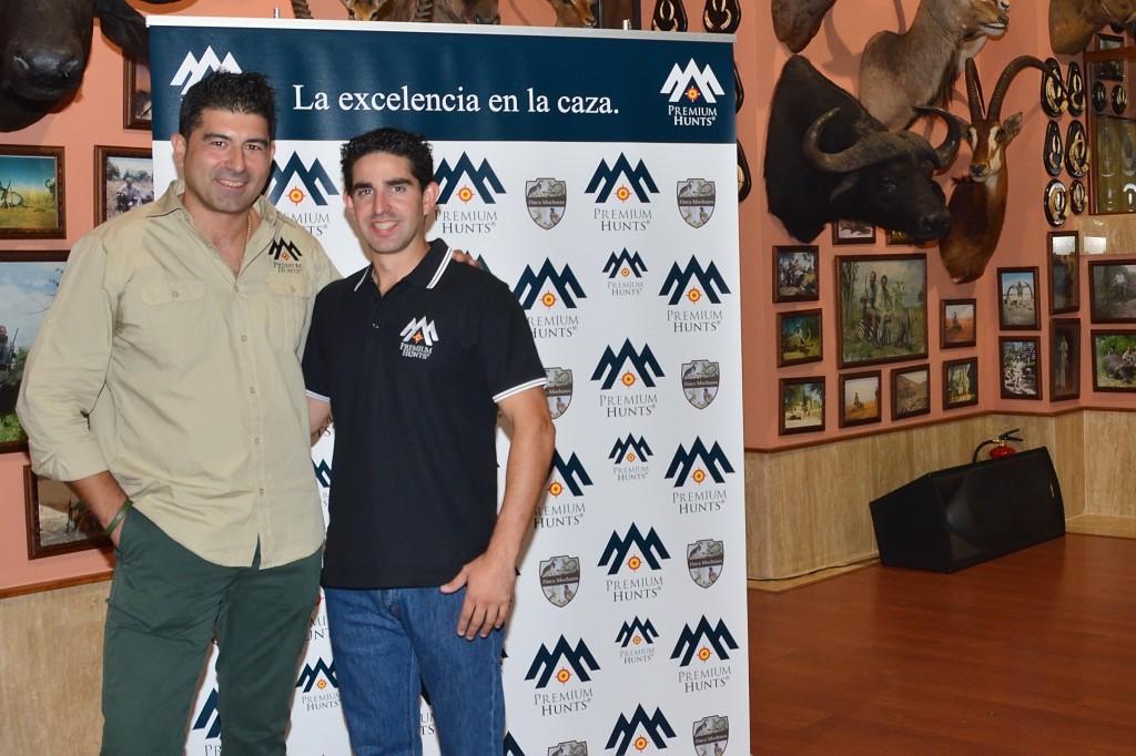 Premium Hunts. Juan J. López del Cerro y Alfonso del Valle.2