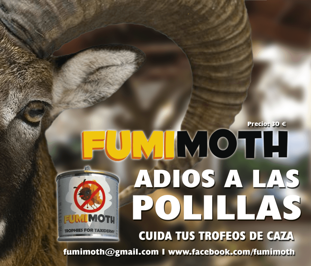 FUMIMOTH antipolillas