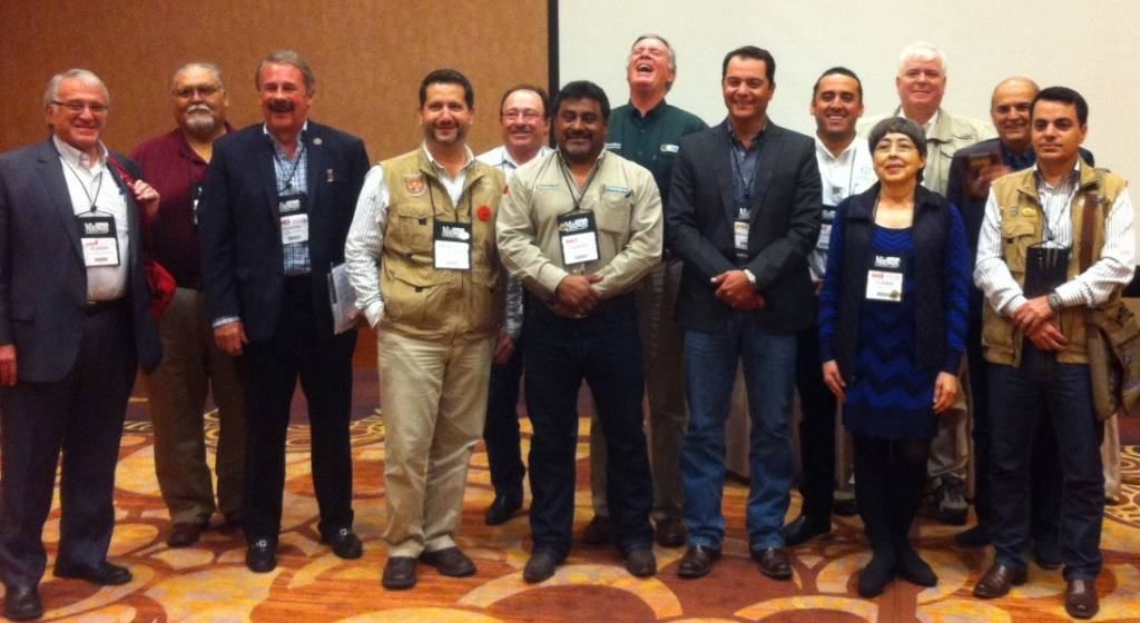 Reunión de trabajo del Border Governors Wildlife Table del SCI