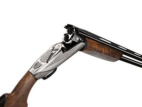 La escopeta superpuesta 828U de Benelli se viste de gala