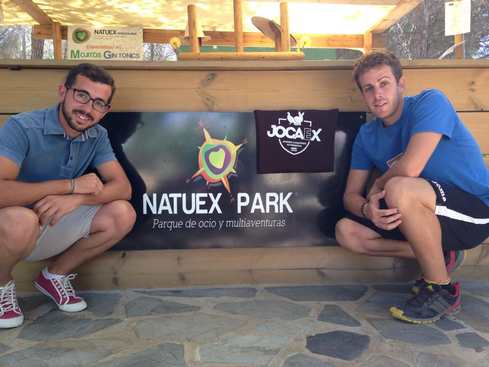 Acuerdo de colaboración entre JOCAEX y la empresa Natuex Park