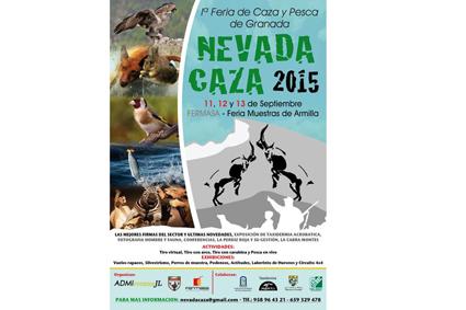 Primera edición de Nevada Caza 2015, del 11 al 13 de septiembre
