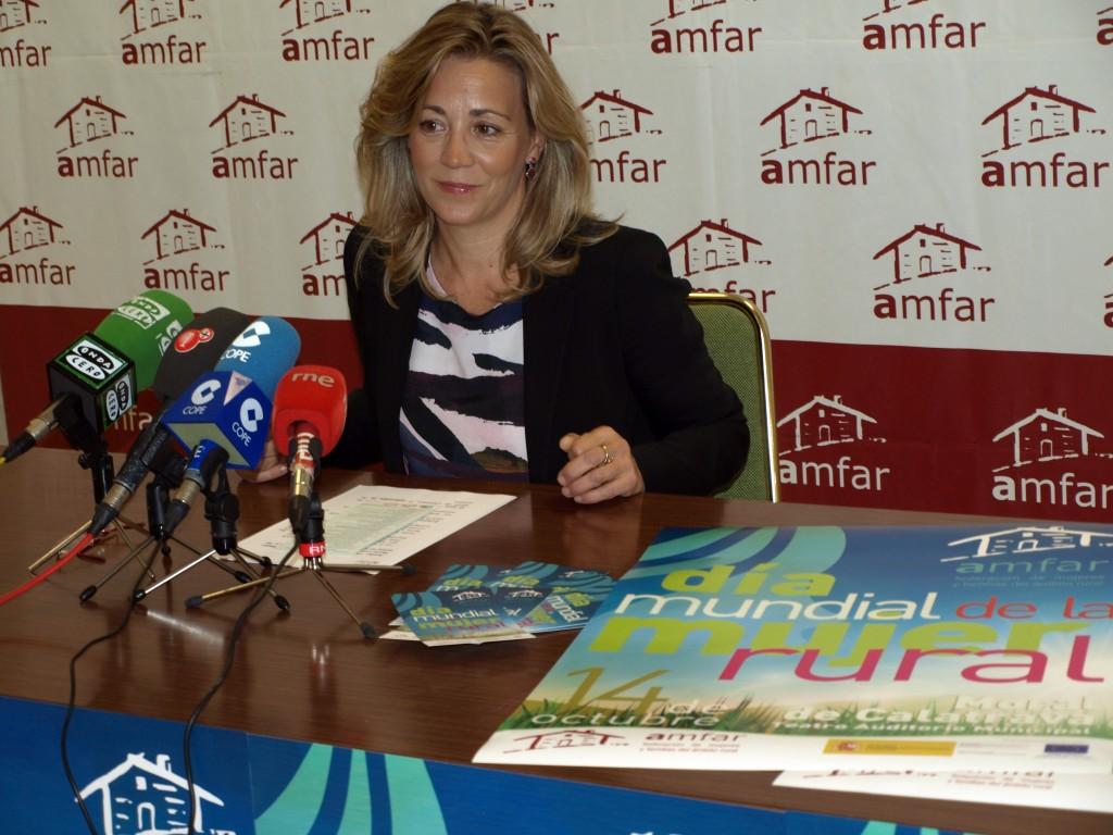 AMFAR celebra el 14 de octubre el 'Día Mundial de la Mujer Rural'