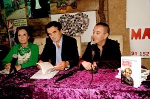Antonio Montero presenta su libro 'Paparazzi Confidencial'