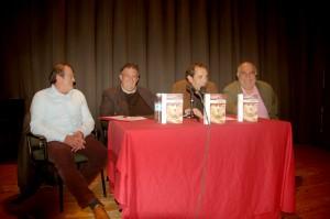 Presentado en Toledo 'Baccanale. Las otras caras del miedo', de Antonio Mata Huete