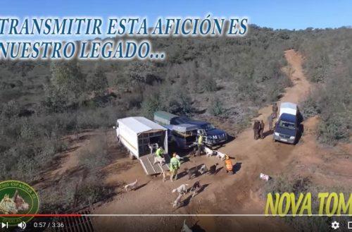 ¡Pasión por las rehalas!, un vídeo de Novatoma
