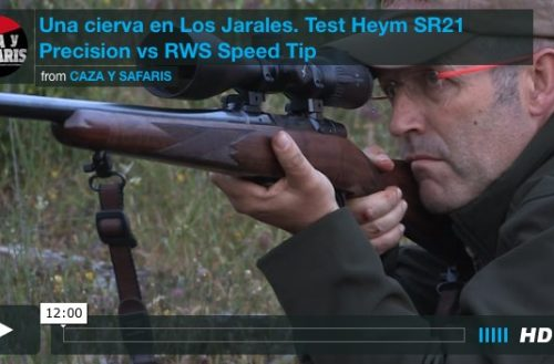 Test Heym SR21 Precision vs RWS Speed Tip en 'Los Jarales'
