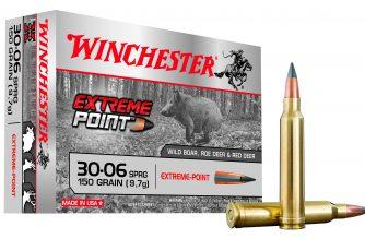 Nueva munición Extreme Point de Winchester