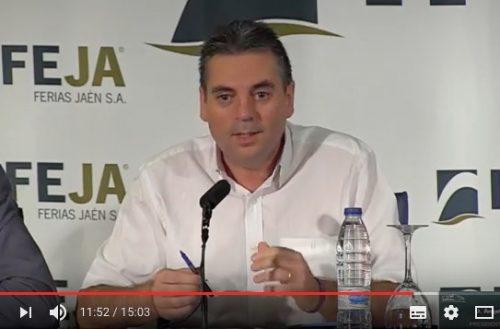 Presentación oficial de la feria Ibercaza 2016