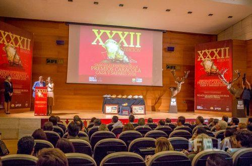 Vídeo resumen de la XXXII Gala de los Premios Caracola