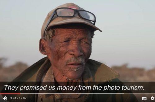 Los beneficios de la caza de trofeos en África (con vídeo)