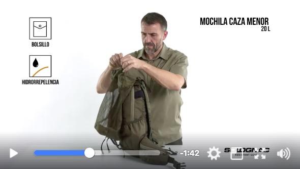 5dcbf8650c2a7 Nueva mochila X-ACCESS de caza menor 20 L de Solognac - CazaWonke - Caza y  Safaris