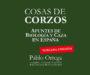 Tercera edición del libro 'Cosas de corzos', de Pablo Ortega