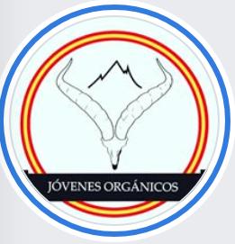 jóvenes orgánicos