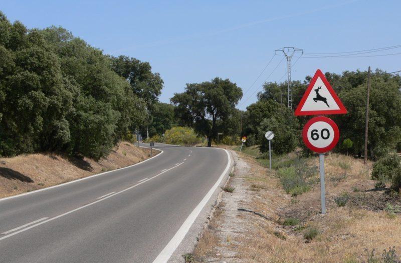 accidentes en Castilla y León