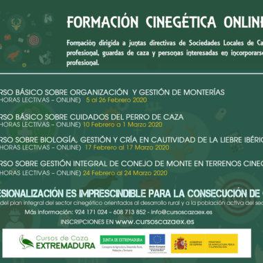 Formación Cinegética Online