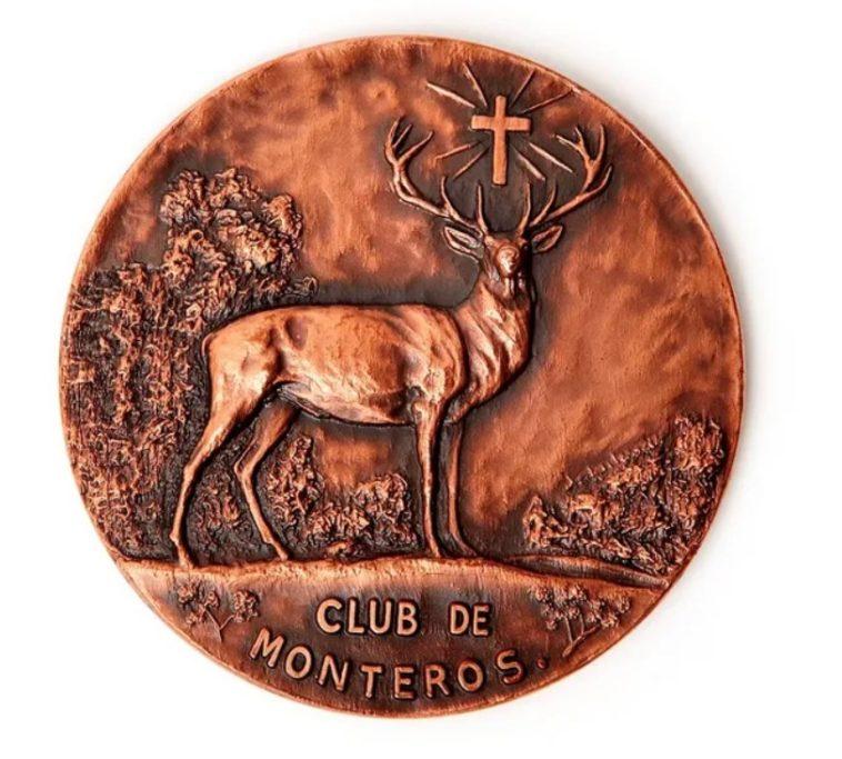 Real Clun de Monteros. Placa Jaime de Foxá