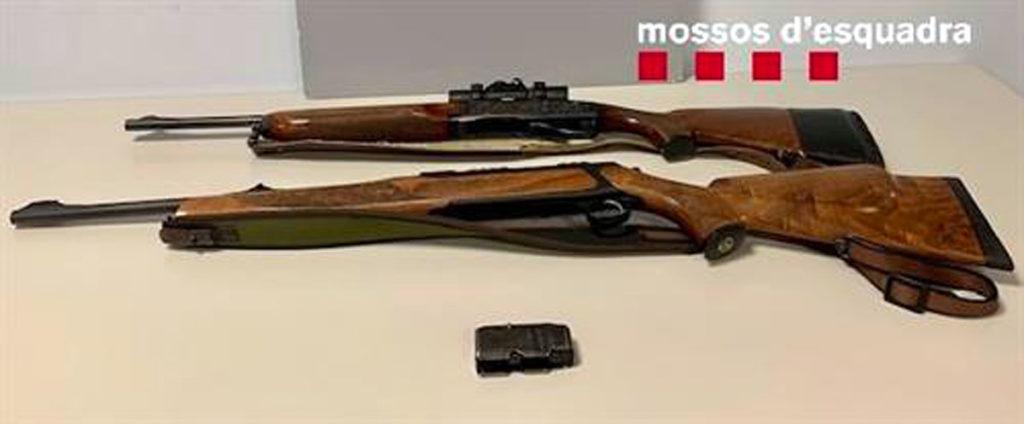 rifles de caza