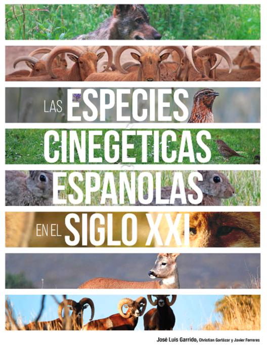 especies cinegéticas