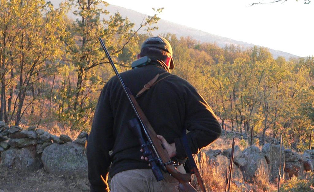 caza deportiva