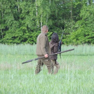 Madrid cazadores