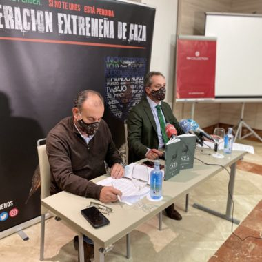 cuarto informe caza Extremadura fedexcaza