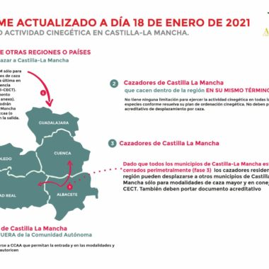 cierre Castilla-La Mancha