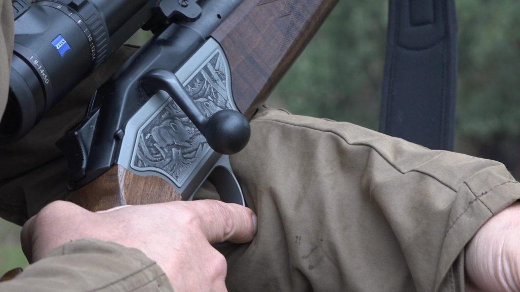 rifle ANARMA irresponsable