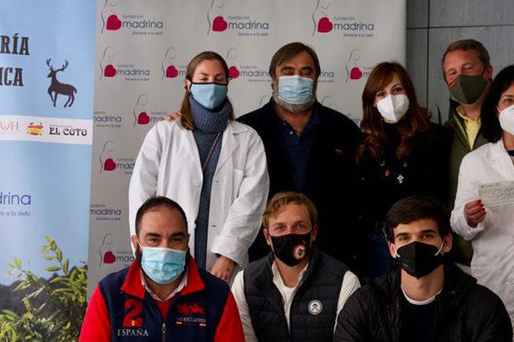 Acción social SCI Iberian Chapter