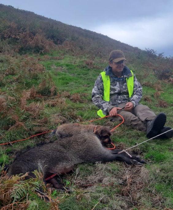 la caza como recurso natural renovable