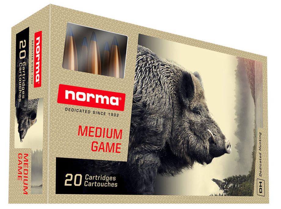 Norma BondStrike calibres