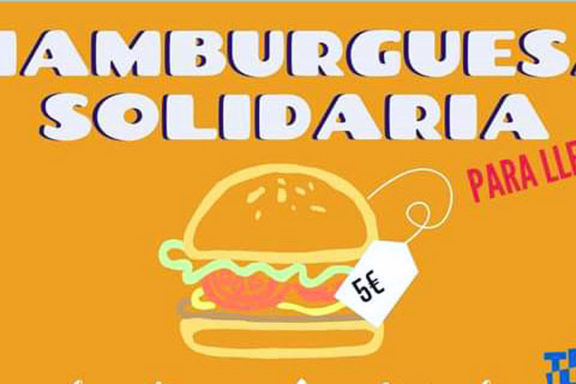 Hamburguesa Solidaria Dibe