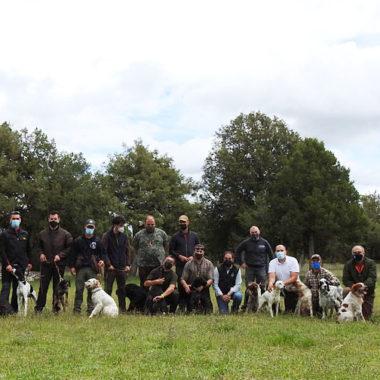 Curso de Instructor-Adiestrador de Perros de Caza