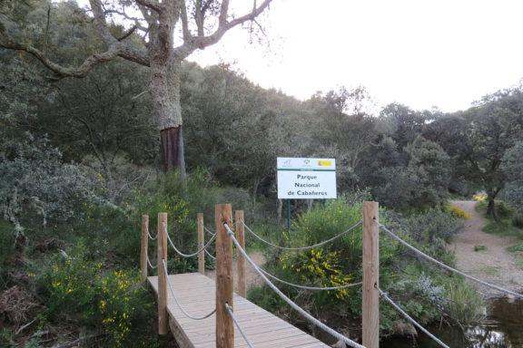 Ley de Parques Nacionales. RFEC