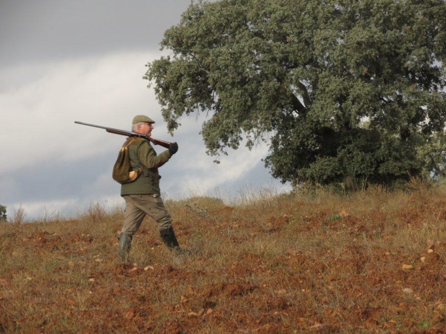 cazador ley de caza de castilla y león