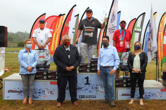 Laparra y Jiménez campeones Compak Sporting