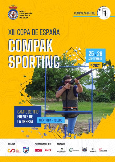 Copa de España de Compak Sporting.