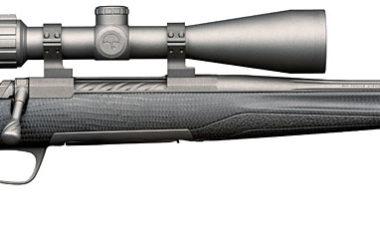 Rifles de X-Bolt Pro Carbon